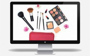 طراحی سایت ارایشی و زیبایی