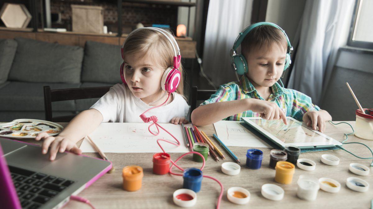 طراحی سایت کودک