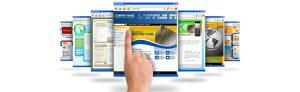 طراحی وب سایت چند منظوره