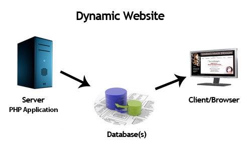 طراحی سایت داینامیک